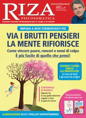 Riza Psicosomatica N.483 - Maggio 2021