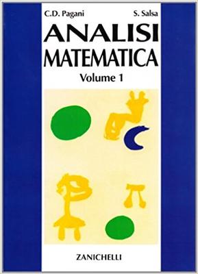 Carlo D. Pagani, Sandro Salsa - Analisi matematica. Vol.1 (1990)