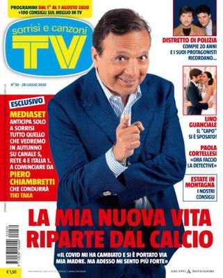 TV Sorrisi e Canzoni N.30 - 28 Luglio 2020