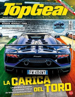 BBC Top Gear Italia N.150 - Maggio 2020