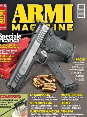 Armi Magazine - Luglio 2021