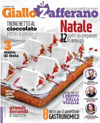 Giallo Zafferano - Dicembre 2018