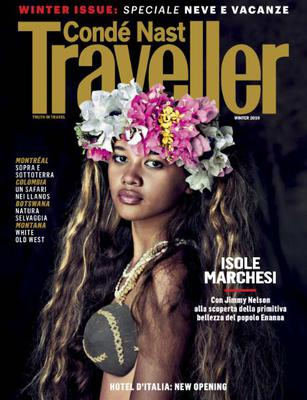 Condé Nast Traveller Italia - Winter 2019