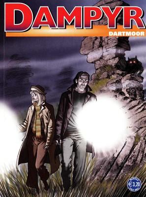 Dampyr � Volume 187 � Dartmoor (2015)