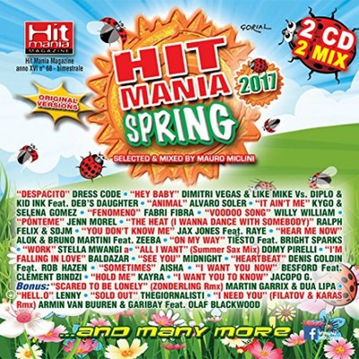 Hit Mania Spring 2017 (2017).Mp3 - 320Kbps