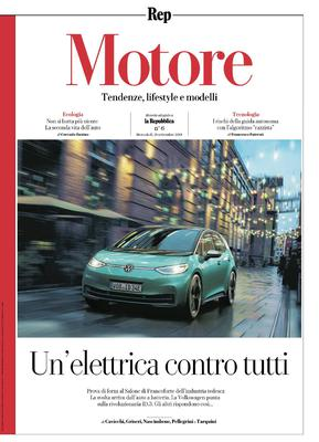 la Repubblica Motore N.6 - 18 Settembre 2019