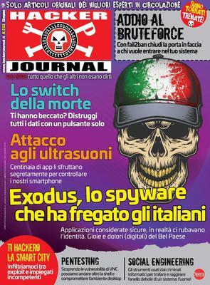 Hacker Journal N.233 - Giugno 2019