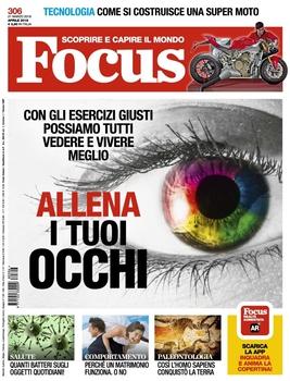 Focus Italia N.306 - Aprile 2018