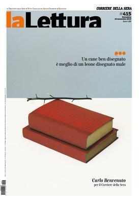 Corriere della Sera La Lettura N.415 - 10 Novembre 2019