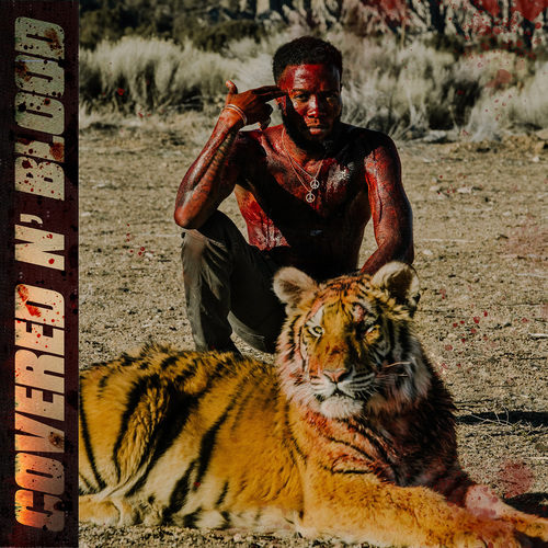 Shy Glizzy - Covered N Blood (2019)