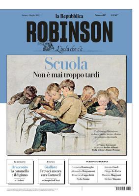 la Repubblica Robinson N.187 - 04 Luglio 2020