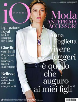 Io Donna del Corriere della Sera N.31 - 01 Agosto 2020
