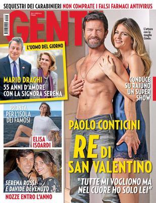Gente Italia N.06 - 20 Febbraio 2021