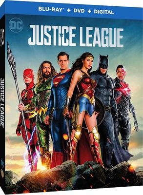 Justice League 2017 .avi AC3 BRRIP - ITA - italiashare