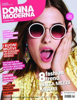 Donna Moderna N.19 - 25 Aprile 2018