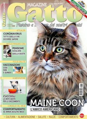 Gatto Magazine N.133 - Giugno-Luglio 2020