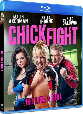Chick Fight 2020 .avi AC3 BDRIP - ITA - mitoitalico