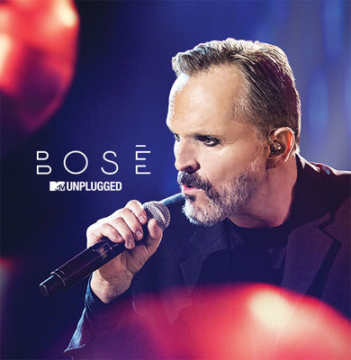 Miguel Bose - MTV Unplugged (2016).Mp3 - 320Kbps