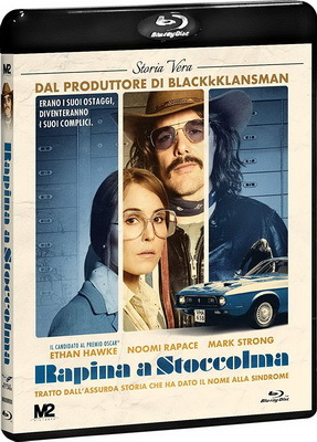 Rapina A Stoccolma 2018 .avi AC3 BDRIP - ITA - leggenditaly