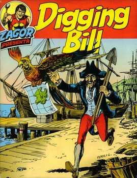 Zagor Allegato Speciale N.06  - Digging Bill - L'eredità del pirata (1993)
