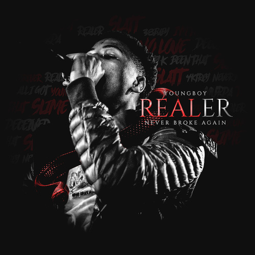 Youngboy Never Broke Again - Realer (2018)
