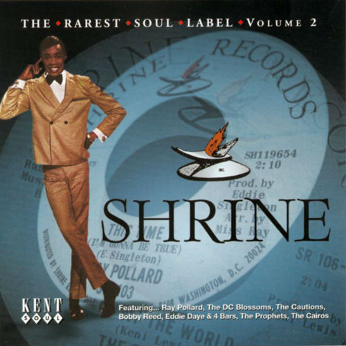 Shrine The Rarest Soul Label Vol.2 (2002)