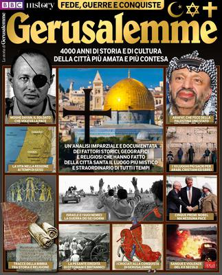 BBC History Dossier- Gerusalemme - Febbraio 2021