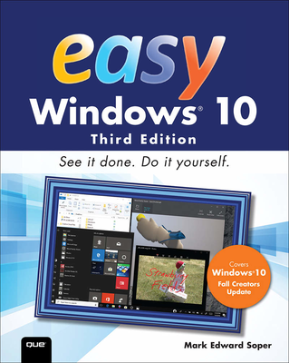 Mark Edward Soper - Easy Windows 10 [ENG] (2018)