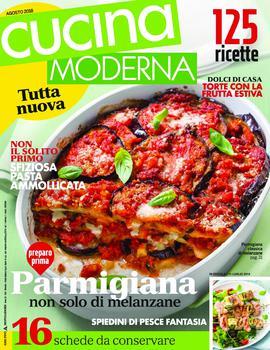 Cucina Moderna - Agosto 2018