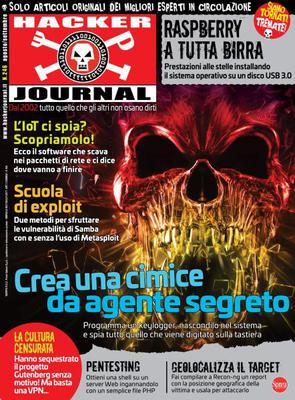 Hacker Journal N.246 - Agosto-Settembre 2020
