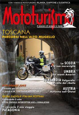 Mototurismo - Settembre-Ottobre 2019