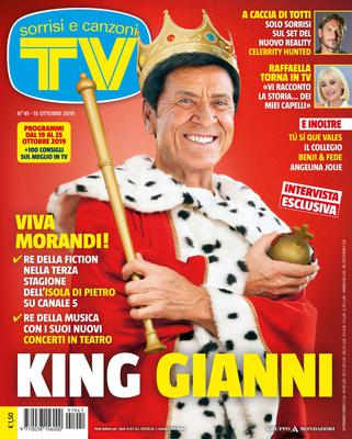 TV Sorrisi e Canzoni N.41 - 15 Ottobre 2019