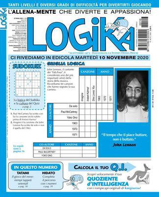 Settimana Logika N.116 - Novembre 2020