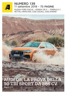 Automoto.it Magazine N.139 – 11 Settembre 2018