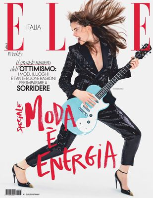 Elle Italia N.7 - 29 Febbraio 2020
