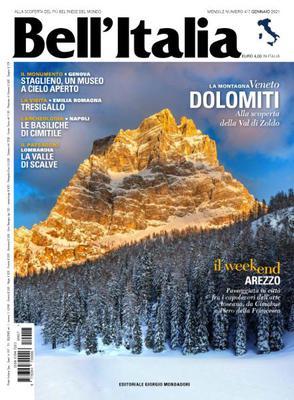 Bell'Italia - Gennaio 2021