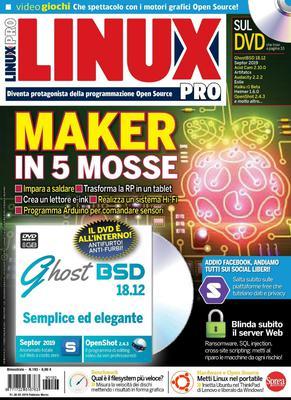 Linux Pro - Febbraio-Marzo 2019