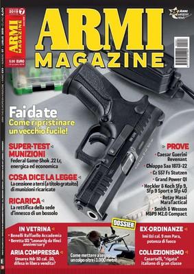 Armi Magazine - Luglio 2019