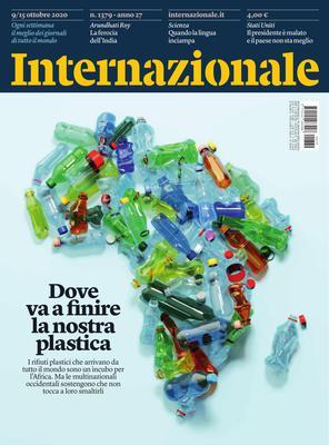 Internazionale N.1379 - 09/15 Ottobre 2020