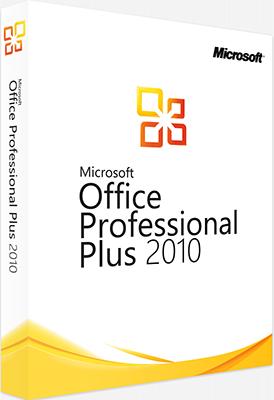 Microsoft Office 2010 Professional Plus SP2 14.0.7230.5000 Marzo 2019 - ITA