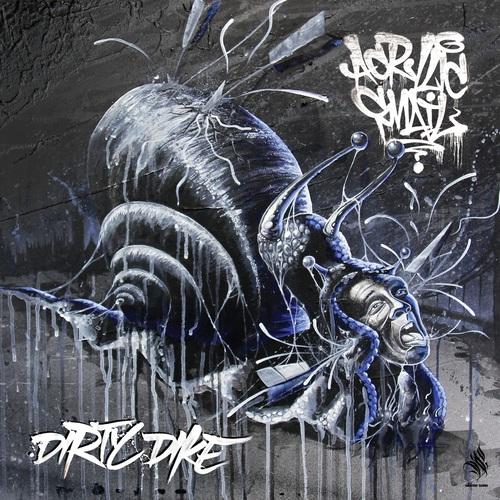 Dirty Dike - Acrylic Snail (2018)