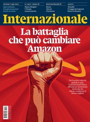 Internazionale N.1402 - 26 Marzo 2021