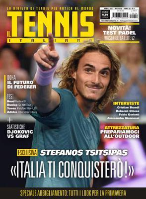 Il Tennis Italiano - Aprile 2021