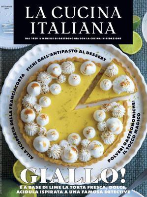 La Cucina Italiana - Settembre 2019