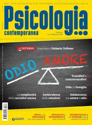 Psicologia Contemporanea - Marzo-Aprile 2019