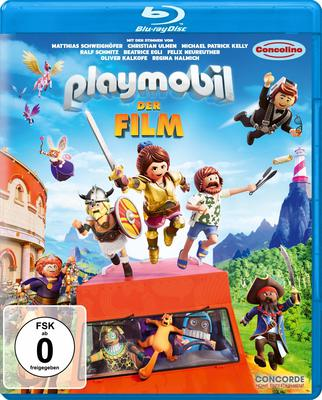 Playmobil - The Movie 2019 .avi AC3 BDRIP - ITA - leggenditaly
