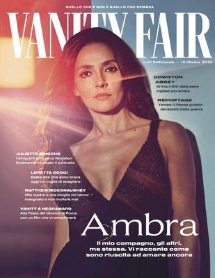 Vanity Fair Italia N.41 - 16 Ottobre 2019