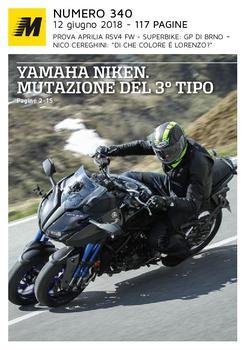Moto.it Magazine N.340 - 12 Giugno 2018
