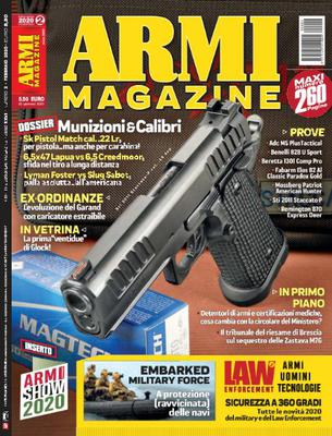 Armi Magazine - Febbraio 2020