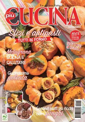 piuCUCINA - Novembre 2019